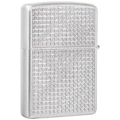 """Зажигалка Zippo 205 """"Diamond Plate"""""""