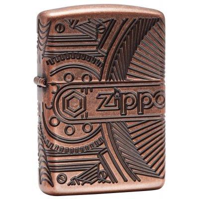 """Зажигалка Zippo 29523 """"Armor™ Gears"""""""