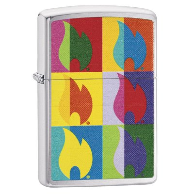 "Зажигалка Zippo 29623 ""Abstract Flame Design"""