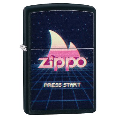 """Зажигалка Zippo 49115 """"Black Matte"""""""