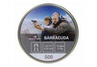 Пули пневматические Borner 4.52 мм Barracuda 0.7 грамма (500 шт.)