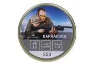 Пули пневматические Borner 4.52 мм Barracuda 0.7 грамм (250 шт.)