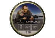 Пули пневматические Borner 4.5 мм Barracuda 0.7 грамм (250 шт.)