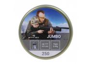 Пули пневматические Borner 4.5 мм Jumbo 0.65 грамма (250 шт.)