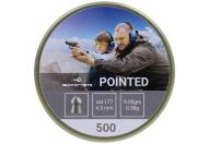 Пули пневматические Borner 4.5 мм Pointed 0.58 грамм (500 шт.)