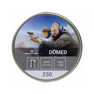 Пули пневматические Borner 5.5 мм Domed 1.04 грамма  (250 шт.)