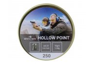 Пули пневматические Borner 5.5 мм Hollow Point 1.04 грамма (250 шт.)