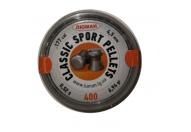 Пули пневматические Люман Classic Sport Pellets 4,5 мм 0,52 грамм (400 шт.)