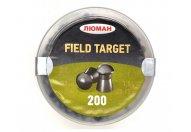 Пули пневматические Люман Field Target 5,5 мм 1,5 грамма (200 шт.)