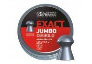 Пули пневматические JSB Exact Jumbo Diabolo 5,5 мм 1,030 грамма (500 шт.)